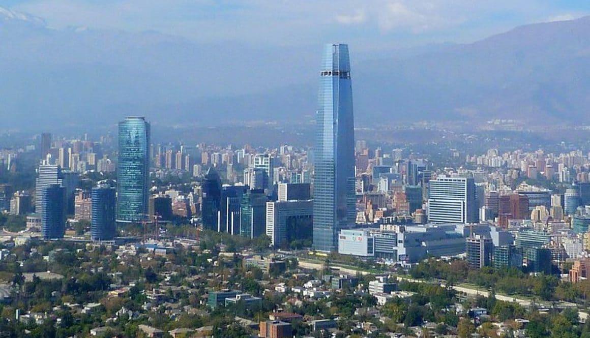 LLegada de Irpavi.com a Santiago de Chile